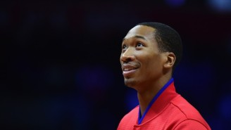 Wesley Johnson Has A Spooky Story About The Haunted OKC Hotel That Gave Kyrie Irving Bed Bugs