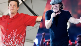 Jim Breuer Claims Brian Johnson Isn't Taking His Rumored Exit From AC/DC Well