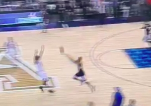 UConn's Three-Quarter Court Heave To Force A Fourth Overtime Welcomes You To March