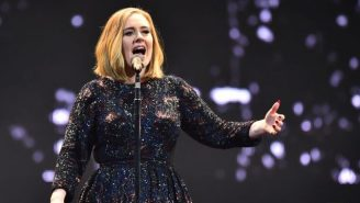 Adele Kicked Off Her Tour By Helping A Woman Propose To Her Boyfriend