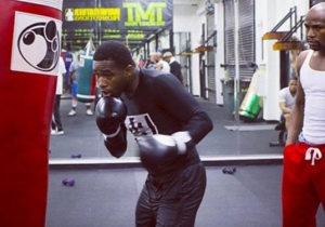 Adrien Broner Calls Out Floyd Mayweather In A Video Message