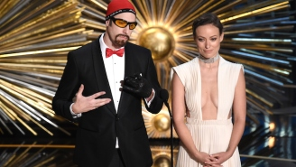 Sacha Baron Cohen's Ali G Cameo At The Oscars Owes An Assist To Dave Chappelle