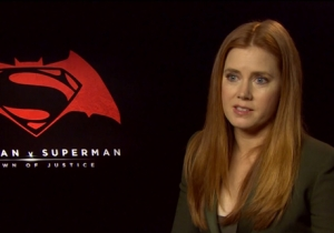 Amy Adams Says 'Batman V Superman' Was Not Made For Critics And You'll Never Guess Why