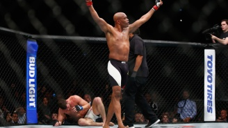 Anderson Silva Has A Very Surprising Opponent Lined Up For His Next Fight