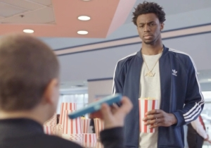 Watch Andrew Wiggins Learn The Hard Way Not To Compliment Everyone