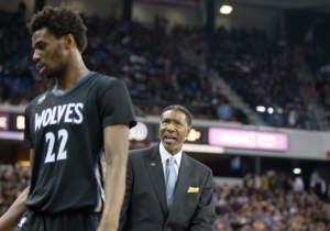How The Benching Of Andrew Wiggins, Karl-Anthony Towns And Ricky Rubio Portends Bad Things