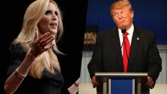 Ann Coulter Still Supports Donald Trump Even Though He's A 'Mental' 16-Year-Old Kid