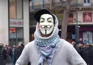 Anonymous Launches Renewed Threats On ISIS Following The Brussels Terror Attacks