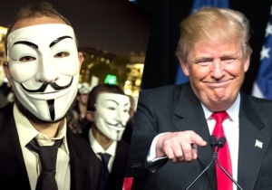 Anonymous Makes Good On Its Donald Trump Threat And Releases Its First Assault – Video