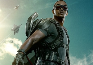 Anthony Mackie Didn't Know Falcon Is An Avenger Until He Went To The 'Age Of Ultron' Premiere