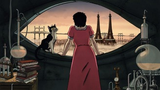 France Goes Steampunk In The Wondrously Weird 'April And The Extraordinary World'
