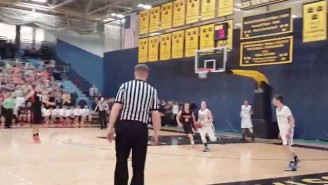 This Wild High School Basketball Game Featured A Full-Court Shot That Forced A Fourth Overtime