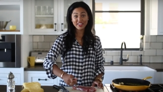 Ayesha Curry Is Getting A Food Network Show, Ensuring The Curry Family's Continued Dominance