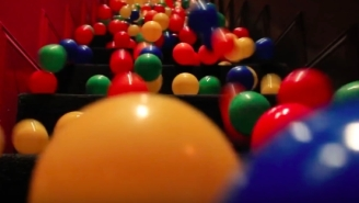 The 'Ball Pit Bar' Era Is Finally Here