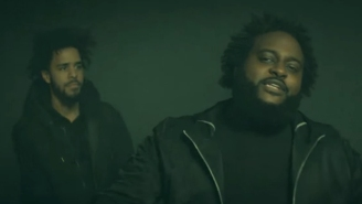 """Bas And J. Cole Release A Video For """"Night Job"""""""