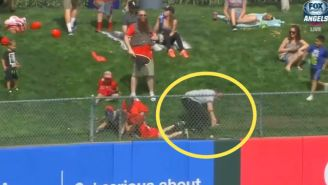 This Man Learned A Valuable Lesson About Stealing Home Run Balls From Kids