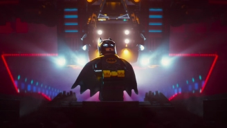 This 'Lego Batman' trailer will restore your faith in the Caped Crusader