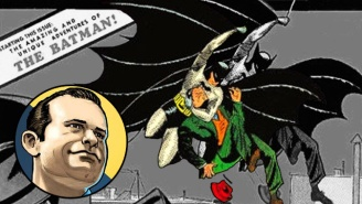 The Story Behind Bill Finger's Long Road To Recognition As Batman's Co-Creator
