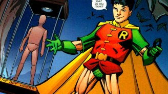 How Robin's short shorts give me hope for 'Batman v Superman: Dawn of Justice'