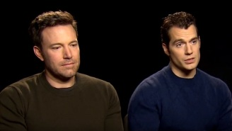 Sad Ben Affleck Returns To Greet The Darkness In A Mesmerizing Video
