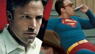 It's Affleck Versus Affleck In This Mashup Of 'Batman V Superman' And 'Hollywoodland'