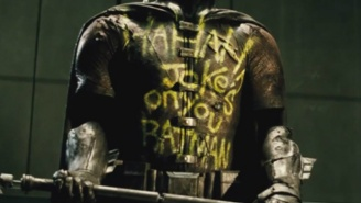 Some 'Batman V Superman' Concept Art Gives Us Another Grim Detail About Robin