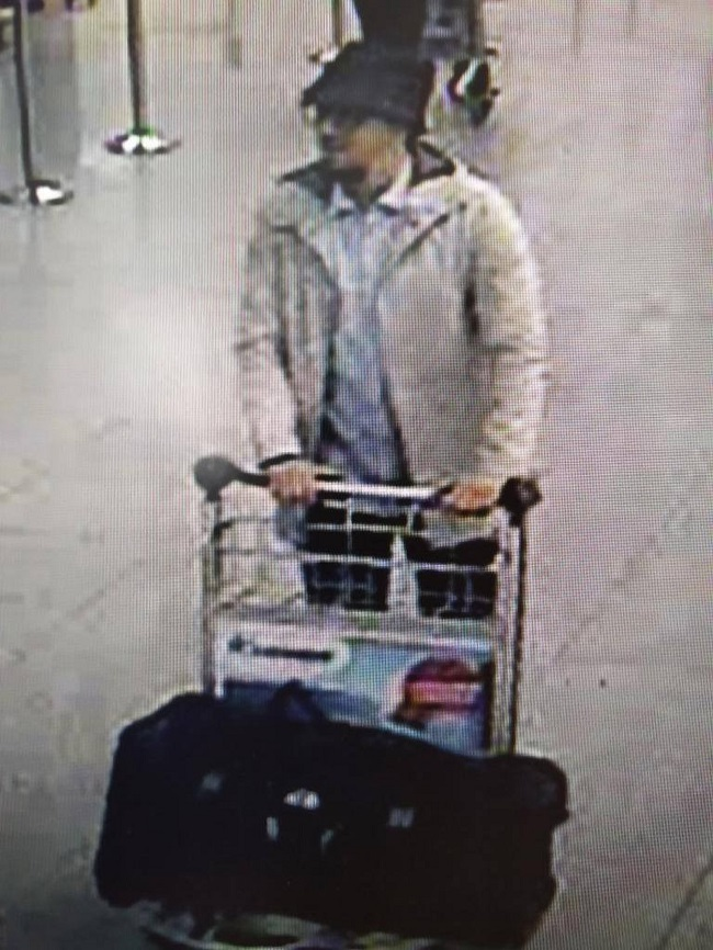 Brussels Terrorist Attacks Suspect