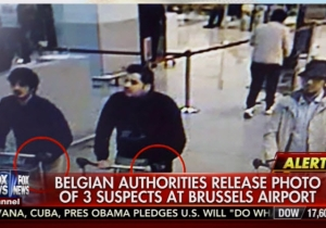 Belgian Authorities Identify Two Of The Suspects Responsible For The Brussels Terrorist Attacks