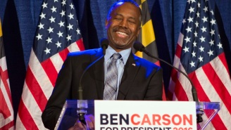 Ben Carson Won't Attend Thursday's GOP Debate, But That Doesn't Mean He's Dropping Out (Yet)