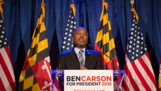 Ben Carson Officially Ends His Campaign For President