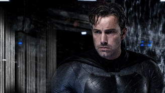 Confirmed: Ben Affleck's already written his solo Batman script… but what is it?
