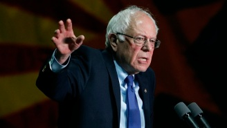 Bernie Sanders Rejects President Obama's 'Absurd' Call For Democrats To Support Hillary Clinton As The Nominee