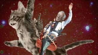 15 Ridiculous Bernie Sanders Gifs To Help You Keep Feeling The Bern