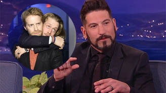 Here's How Seth Green And Macaulay Culkin Helped Out A 'Homeless' Jon Bernthal