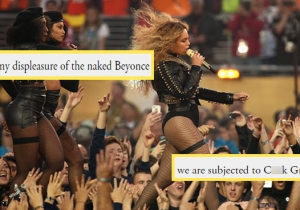 The Crotchety Complaints About Beyonce's Super Bowl Halftime Show Are As Crazy As You'd Imagine