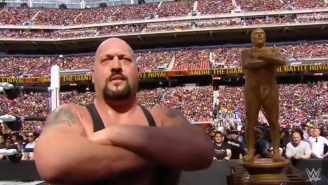 Big Show Called Out 'Fat Shaq' Again And Said He Won't Waste His 2017 WrestleMania