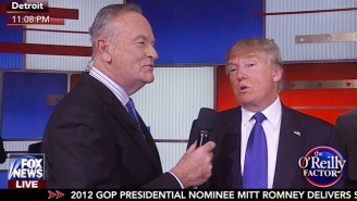 Patton Oswalt And Many Others Think Bill O'Reilly Was Drunk At The Fox News GOP Debate