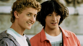 Keanu Reeves: 'Bill and Ted 3' is getting 'closer'
