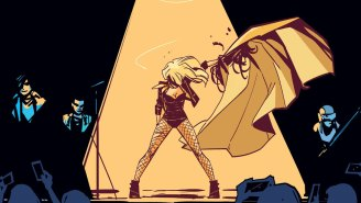 Black Canary's new EP is the superhero punk rock music you didn't know you needed