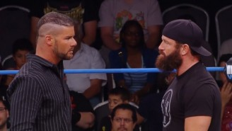 Two Former TNA World Heavyweight Champions Have Officially Parted Ways With Impact Wrestling