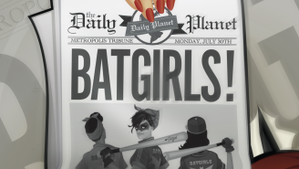 Exclusive: Extra! Extra! New character to make her BOMBSHELLS debut