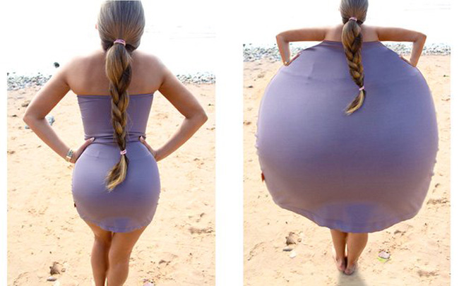 This Designer Is Granting People's Wishes Of Photoshop Enhancements In The Most Literal Way