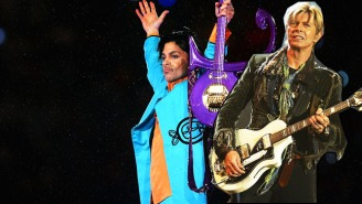Enjoy Prince Covering David Bowie's 'Heroes' Live In Toronto