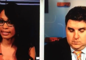Did ESPN's Brian Windhorst Fall Asleep On Live Television?