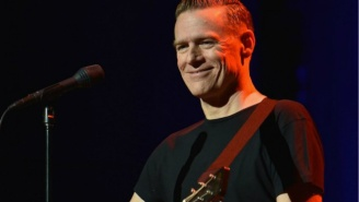 Bryan Adams' Vintage Guitar Was Apparently Vandalized By Egyptian Customs