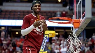 The Homemade Hoop Buddy Hield Learned To Shoot On Will Make You Appreciate Him Even More