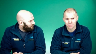 Watch These Hilarious Irish Butchers Try Vegan Food For The First Time In Their Lives