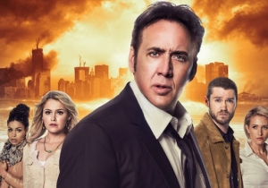 Nicolas Cage To Punch Climate Change Right In The Face In 'The Humanity Bureau'