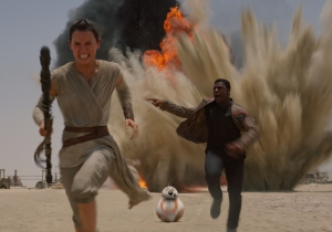 'Star Wars: The Force Awakens' grabs 11 nominations for MTV Movie Awards