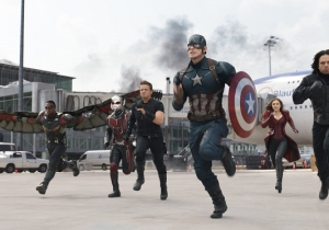 'Captain America: Civil War' Almost Featured Yet Another Upcoming Superhero's Debut